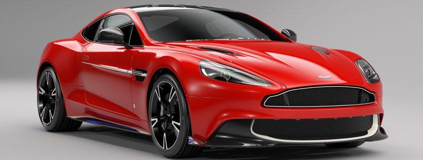 RAFBF Aston Martin