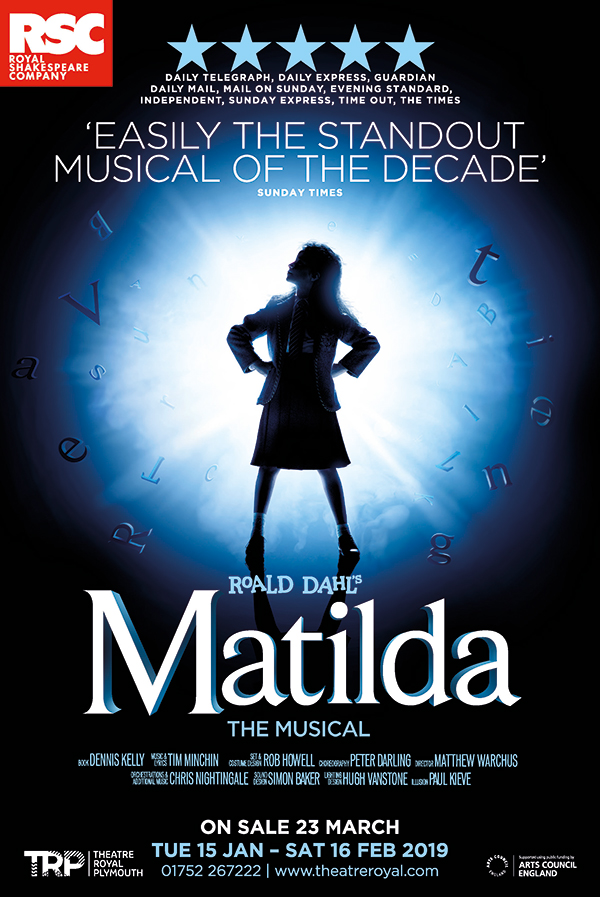 Theatre Royal Plymouth Matilda