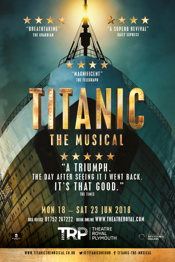 Theatre Royal Plymouth Titanic