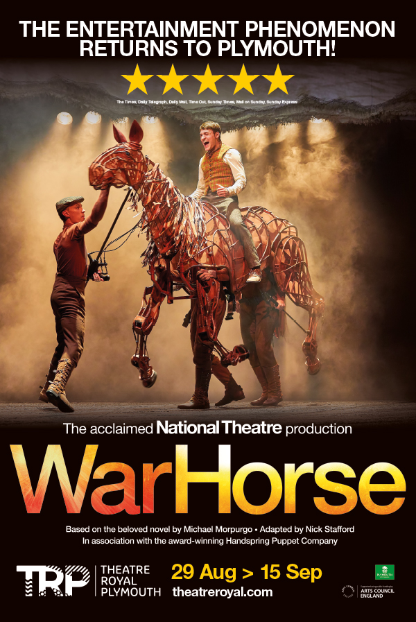 Theatre Royal Plymouth War Horse
