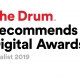 The Drum Recommends Digital Awards Finalist 2019