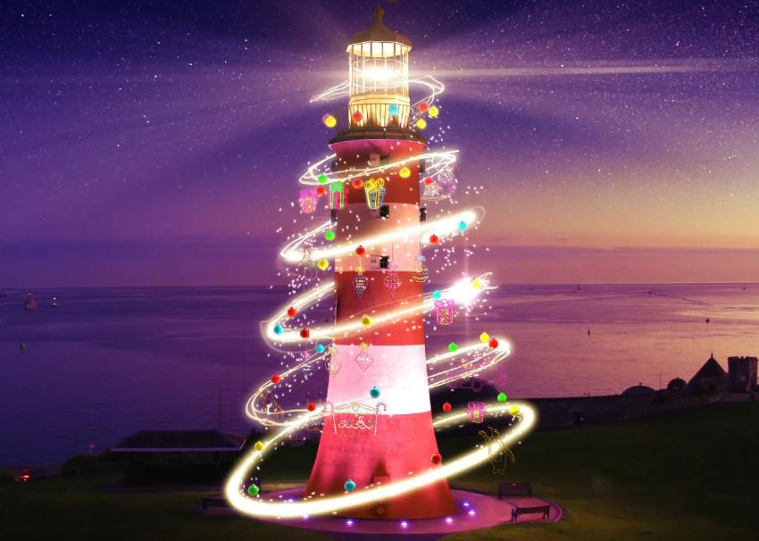 Plymouth Christmas