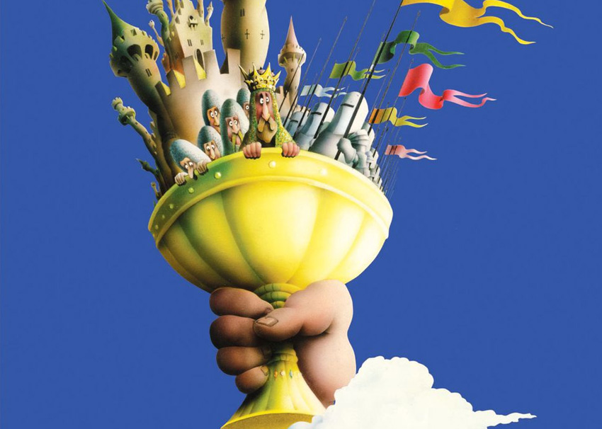 Theatre Royal Plymouth Spamalot